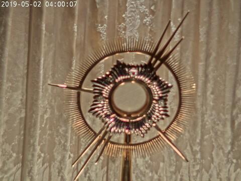 Adoration of Blessed Sacrament Live